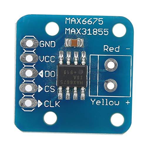Thermocouple Module, Digital Type Thermocouple Temperature -200°C~+1350°C with PCB 14-bit Resolution