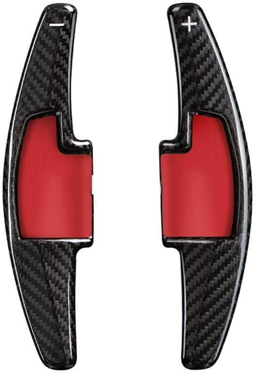 NIUASH Carbon Fiber Car Steering Wheel Paddle RD for Miami Mall Acura Don't miss the campaign Shift