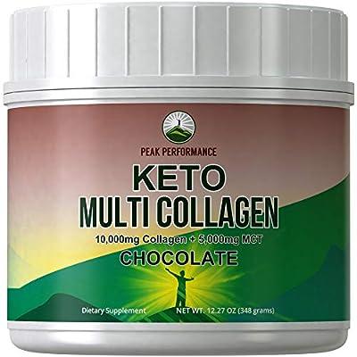 Peak Peformance Keto Multi Collagen