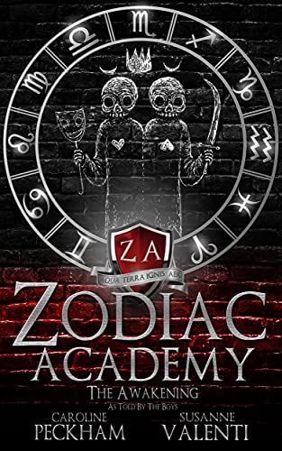 Zodiac Academy: The Awakening As Told By The Boys (English Edition)