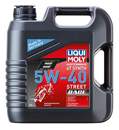Liqui Moly 1685 Racing Synth 4T Motoröl 5 W-40