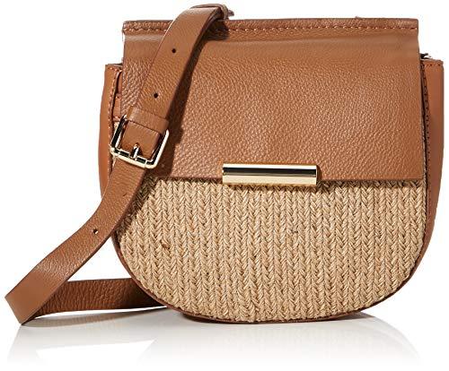 Clarks - Bolso de hombro de Cuero Mujer, color Marrón, talla 1x1x1 cm (B x H x T)