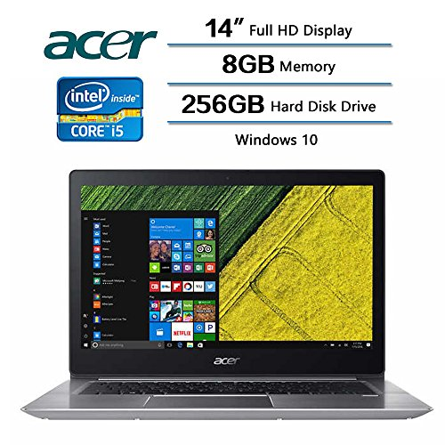 2018 Flagship Acer Swift 3 Laptop, 14