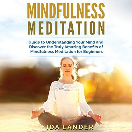 Mindfulness Meditation - A Two Book Bundle audiobook cover art