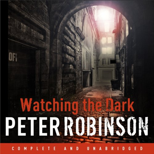 Watching the Dark audiobook cover art