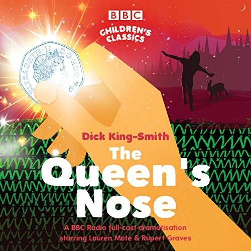 The Queen's Nose audiobook cover art