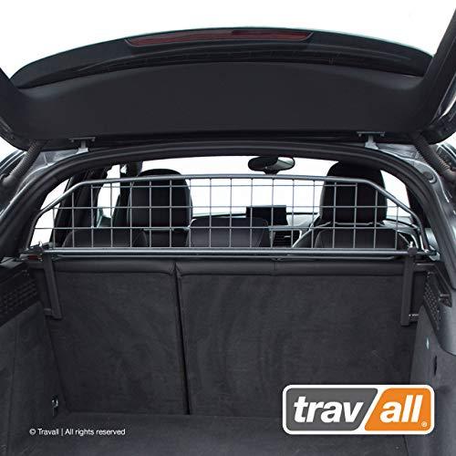 Travall Guard Hundegitter Kompatibel Mit Audi Q3 (Ab 2011-2018) RS Q3 (2013-2018) TDG1519 - Maßgeschneidertes Trenngitter in Original Qualität