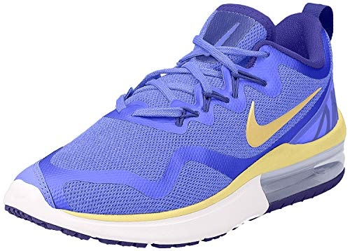 Nike Men's Air Max Fury, Racer Blue/Buff Gold, Size 12