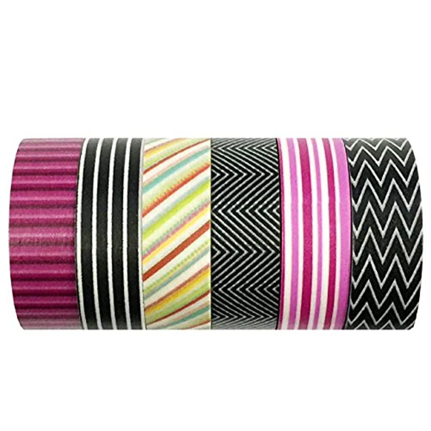 Wrapables VPK66 Washi Masking Tape Collection