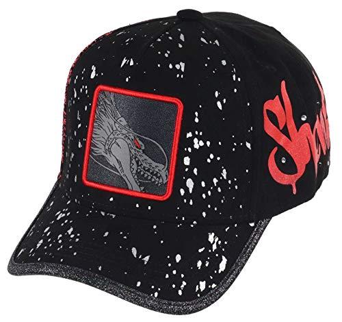 Capslab Shenron Dragon Ball Strapback Cap - One-Size