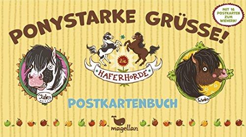 Die Haferhorde – Ponystarke Grüße! – Postkartenbuch