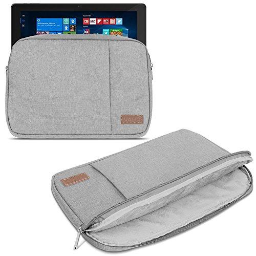 UC-Express Tablet Tasche für Samsung Galaxy Note Pro 12,2 Zoll P900 T900 Hülle Schutzhülle Grau Cover Sleeve Hülle Etui