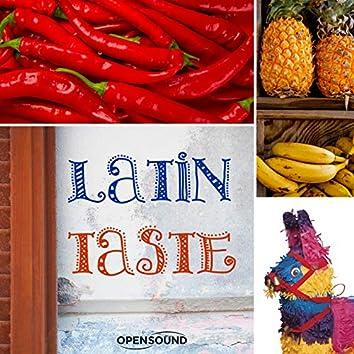 Latin Taste (Music for Movie)