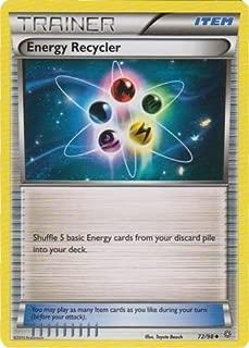 Pokemon - Energy Recycler (72/98) - Ancient Origins