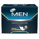 Tena Men - Level 3 - Protector para la incontinencia urinaria, en caja de...