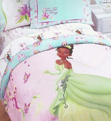Disney The Princess And Frog Fairy Tale Dreams Twin Comforter Luislu94