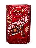 Lindt - Cornet LINDOR - Chocolats au Lait - Fondants & délicats - 337g