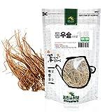 [Medicinal Korean Herb] Japanese Chaff Flower Whole Roots (Achyranthes Japonica/Niuxijingdao/통 우슬) Dried Bulk Herbs 4oz (113g)