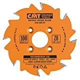 CMT 240.008.04 Lama Circolare per Incastri, Arancio...
