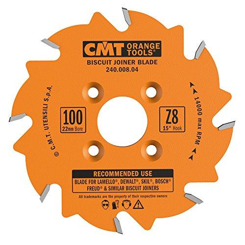 CMT 240.008.04 Lame circulaire pour Pound, Orange