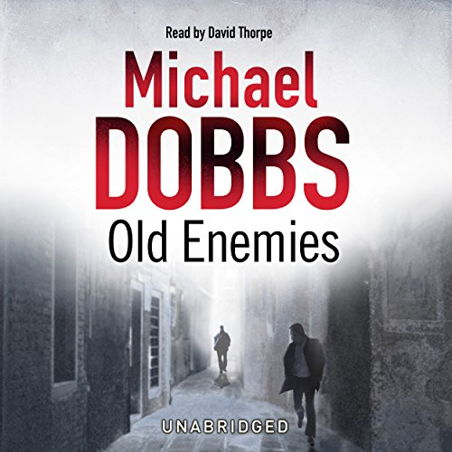 Old Enemies audiobook cover art