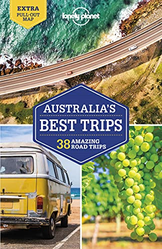 Lonely Planet Australia's Best Trips 3 (Travel Guide)