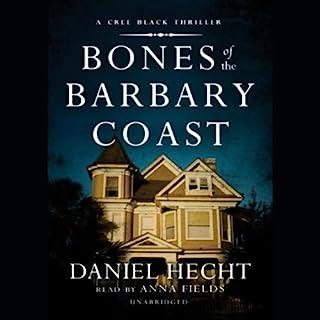 Bones of the Barbary Coast audiobook cover art