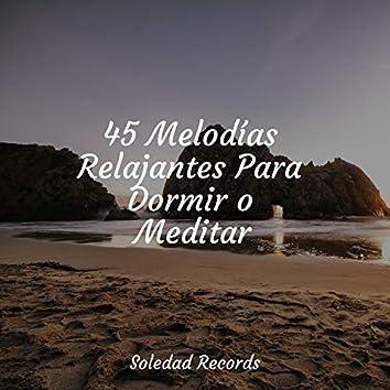 45 Melodías Relajantes Para Dormir o Meditar