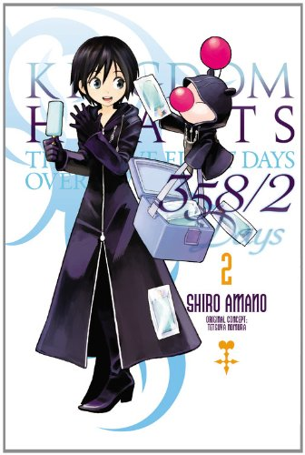 Kingdom Hearts 358/2 Days, Vol. 2 (Kingdom Hearts 358/2 Days, 2)
