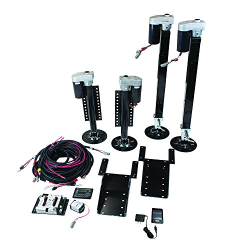 Lippert Components 358590 Ground Control 3.0 Aftermarket Kit-4-Point with Wireless Remote