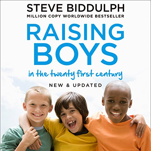 Raising Boys in the 21st Century audiobook cover art