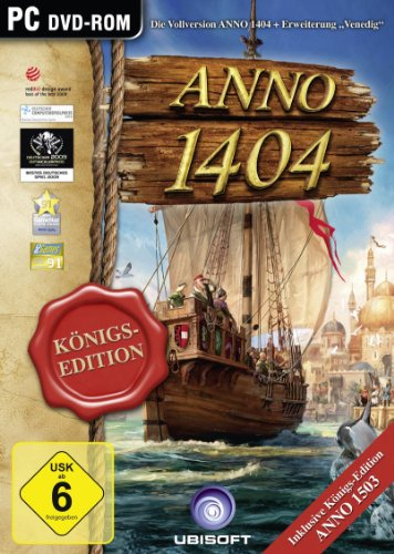 Anno 1404 & Anno 1701 | Zwei Spiele-Klassiker im Review