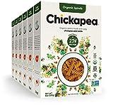 Chickpea Pasta, Gluten Free Organic Spirals by Chickapea, Lentil Pasta, Plant...