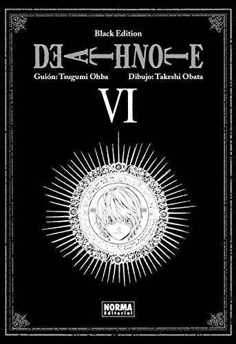 DEATH NOTE BLACK EDITION 06 (CÓMIC MANGA)