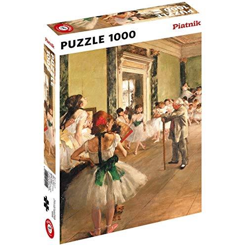 Piatnik Degas The Dance Class Puzzle (1000 Pezzi)
