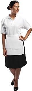 Whites Chefs Kleding B742 Serveerschort, Wit