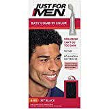 JUST FOR MEN AutoStop Foolproof Haircolor, Jet Black A-60 1 ea (Pack of 3)