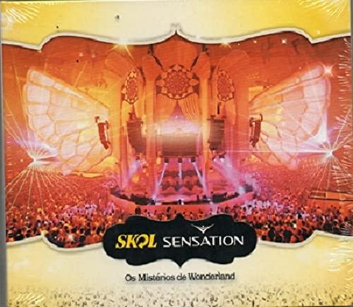 CD Skol Sensation - Os Mistérios de Wonderland 2011