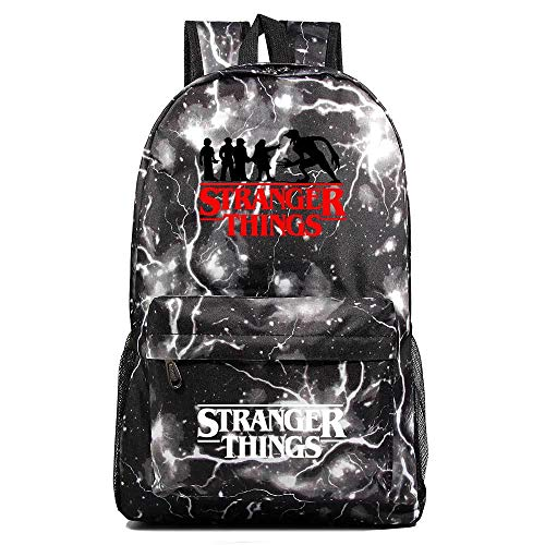 Stranger Things School Backpack, Lightweight Laptop Backpack School Bookbag Computer Backpack for Men/Women