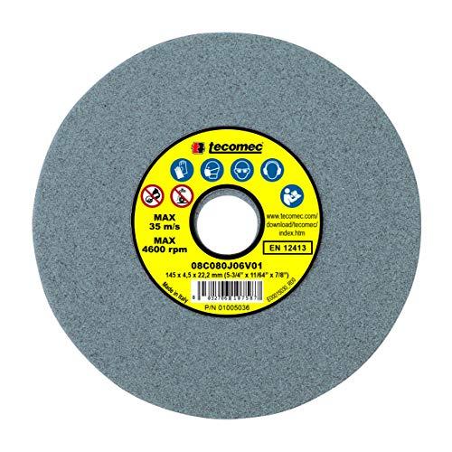Yerd Schleifscheibe für Sägekette 145 x 4,5 mm Hartmetall Sägeketten
