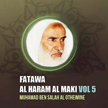 Fatawa Al Haram Al Maki Vol 5 (Quran)