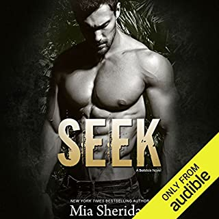 Seek                   By:                                                                                                                                 Mia Sheridan                               Narrated by:                                                                                                                                 Stephen Dexter,                                                                                        Callie Dalton                      Length: 5 hrs and 55 mins     3 ratings     Overall 5.0