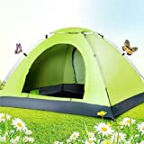 Fidrox Imperia 5 Person Pop up Tent Instant Tent Lightweight Automatic Portable Tent Backpacking Tent Waterproof Sun Shelter for Outdoor Indoor Family Camping Backpacking Picnic