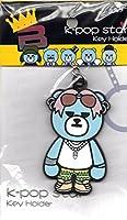 韓国 K-POP ☆BIGBANG SOL テヤン☆ゴム製キーホルダー