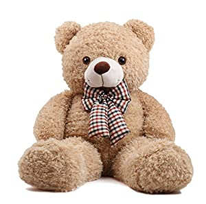 DOLDOA Big Teddy Bear Stuffed Animals Plush Toy for Girlfriend Children