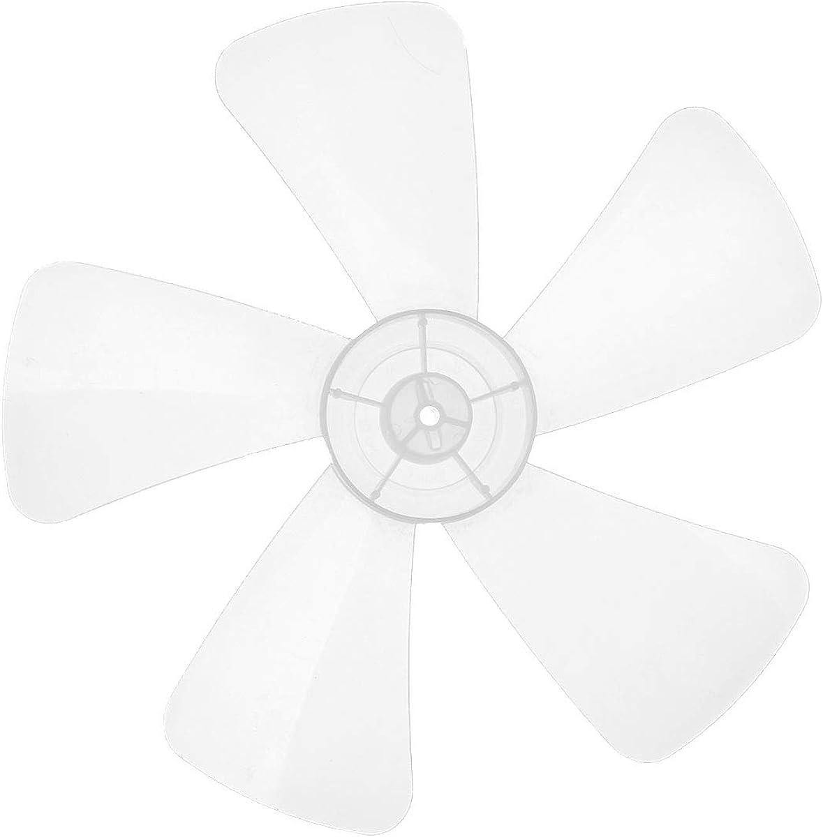 IEFIEL Aspas del ventilador Aspas Hojas Pl/ásticas de Ventilador Con//Sin Tuerca para Ventilador de Techo Ventilador de Pie Mesa Repuestos Ventilador