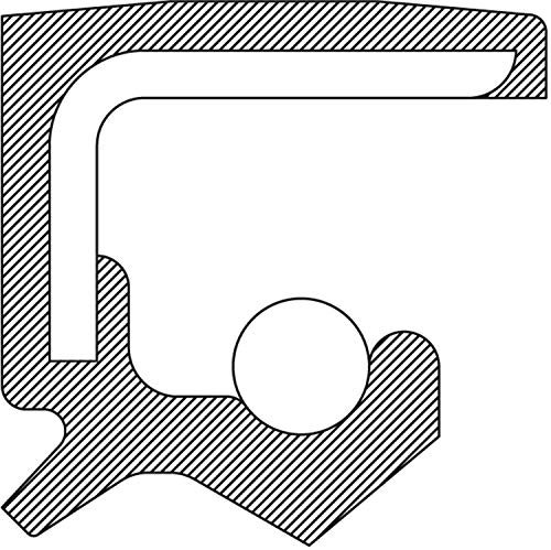 NATIONAL SEAL DIVISION 710648 OIL SEAL