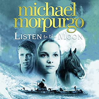 Listen to the Moon audiobook cover art