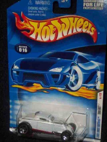 Hot Wheels 2001 First Editions #4 SOOO Fast #2001-16 Collectible Collector Car Mattel 1:64 Scale