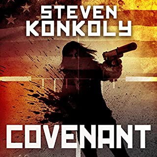 Covenant     The Black Flagged Series, Book 4.5              By:                                                                                                                                 Steven Konkoly                               Narrated by:                                                                                                                                 John David Farrell                      Length: 2 hrs and 56 mins     29 ratings     Overall 4.4